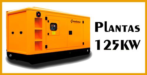 Planta-125KW